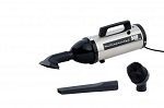 Metropolitan Evolution Hand Vacuum - Stainless Steel - Vacuum Type Options