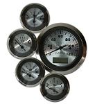 Platinum Elite Series Gauge Kit - Kit Option
