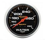 AutoMeter Pro-Comp 2-5/8 inch Mechanical Water Temperature Gauge, Liquid Filled, 140-280 deg F