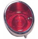 C2 Corvette 1963-1967 All Red Taillight Assemblies - Sold Individually or as 4pc Set