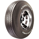 C3 Corvette 1968-1982 Goodyear Steelgard Rally Tires - Each