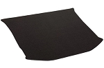 C6 Base Corvette 2005-2013 & Grand Sport 2010-2013 Convertible Lloyds Standard Cargo Mat - Ebony Only - Top Options