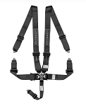 Corbeau 5 Point 3 inch Camlock Harness Belt - Color and Pad Options