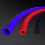 High Performance Silicone Vacuum Hose Lines - Color & Inner Diameter Options - 5 Feet