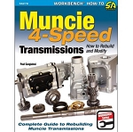 Muncie 4-Speed Transmissions: How to Rebuild & Modify