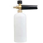 Pressure Washer Cannon Foam Blaster Adapter Bottle - Holds 1 Liter