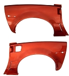 C6 Corvette 2005-2013 Z06/Grand Sport Style Rear Quarter Panels
