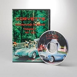C2 C3 C4 C5 C6 C7 Corvette 1968-2019 Corvette Commercials & Videos Volume 1-3 - DVD