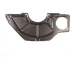 C3 Corvette 1963-1972 Clutch Housing Inspection Cover - 327 or Heavy Duty