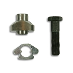 C3 Corvette 1968-1982 Emergency Brake Hold Down Kit - Bolt, Anchor & Anchor Plate