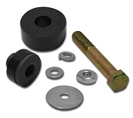 C3 Corvette 1968-1982 Rear End Differential Mount Cushion & Bolt Kit