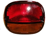 C4 Corvette 1991-1996 Base/ZR1 European Tail Light