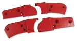 C3 Corvette 1979-1981 Seat Hinge Covers - Pre-Painted in Factory Colors