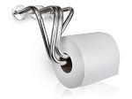 Header Toilet Paper Holder