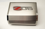 C6 Corvette Z06 2006-2013 Deluxe Fuse Box Cover w/ Logo Inlay