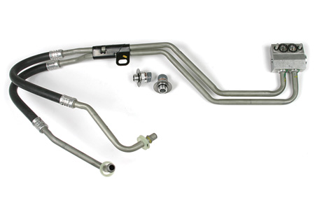 C6 Corvette 2005-2013 Engine Oil Cooler Hose