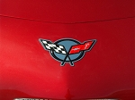 C5 Corvette Z06 1997-2004 Emblem Inserts 8Pc - Front and Rear