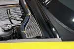 C6 Corvette Base/Grand Sport 2008-2013 Wiper Cowl Cover - Perforated - 2Pc