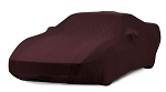C4 Corvette 1993 40th Anniversary Ruby Red Car Cover