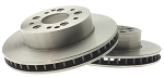 C3 Corvette 1968-1982 OEM-Type Replacement Rotor Set - 4pc