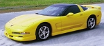 C5 Corvette 1997-2004 C5R Racing Body Kit