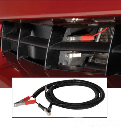 C6 Corvette 2005-2013 Emergency Access System & Battery Charger Port
