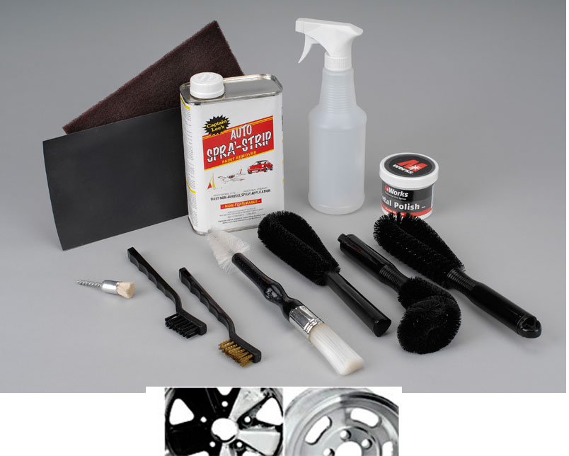 Wheel Restoration Kit