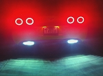 C6 Corvette 2005-2013 Reverse HID Kit - Brightest Back-Up Lights Available!