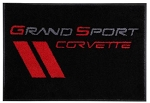 C5 C6 Corvette 1997-2004 Welcome Mat - Multiple Logo Options
