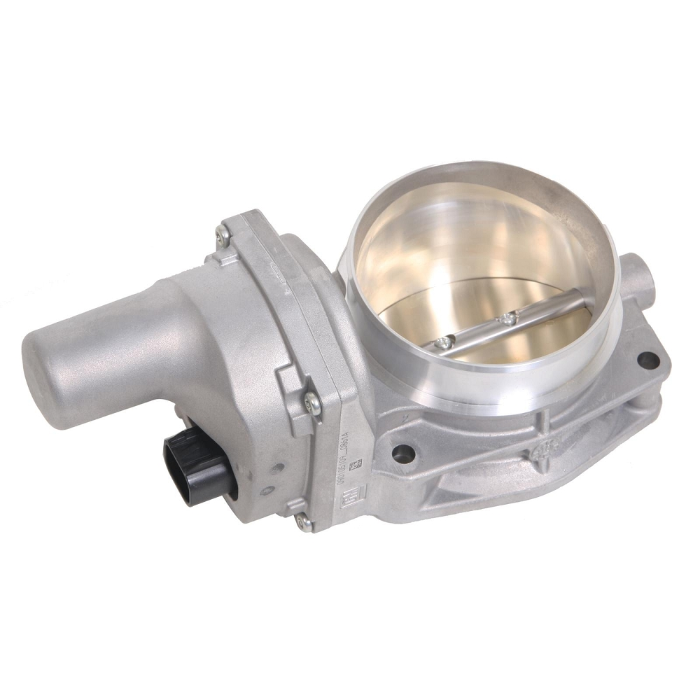 C6 Corvette 2009-2013 LS3 LS7 GM Fuel Injection Throttle Body w/ Actuator