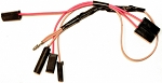 C3 Corvette 1972-1974 Seat Belt Wiring Harness