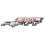 Gen 6 Camaro 2017 Fifty Logo Lapel Pin