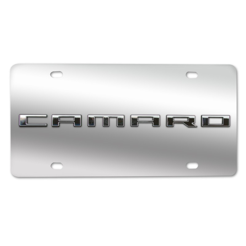 Stainless Steel License Plates Polished Or Mirror
