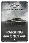 Gen 5 Gen 6 Camaro 2010-2016+ Camaro Parking Sign