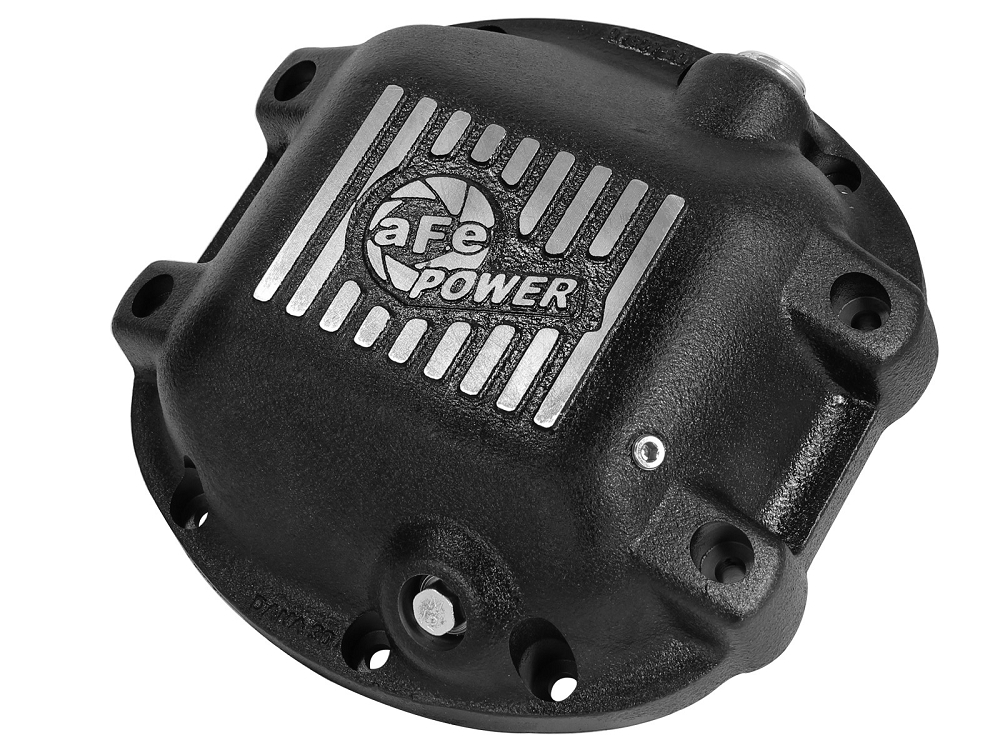 1997-2016 Jeep Wrangler AFE Power Dana 30 Nodular Iron Differential Cover w/ Machined Fins
