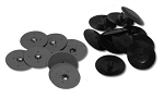C3 Corvette 1969-1979 Hood Insulation Retainers w/ Clips - Kit Option