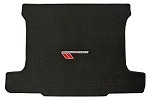 C6 Corvette 2005-2013 Lloyds Velourtex Coupe/Convertible Cargo Mat Grand Sport Logo