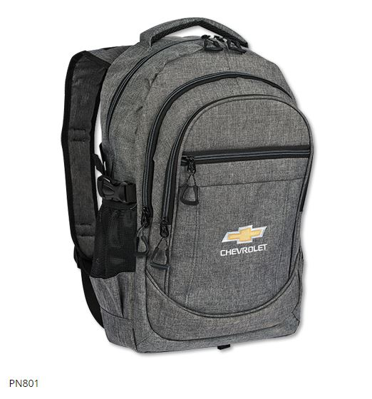 Chevrolet Bowtie On-The-Go Backpack