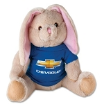 Extra Soft Bunny Plush Toy with Chevrolet Shirt