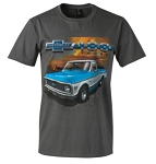 Chevrolet Trucks 100 Years Cheyenne Tee