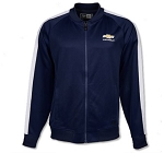 Men's Gold Bowtie Track Jacket