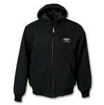 Chevrolet Gold Bowtie Heavyweight Jacket