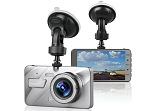 Full HD 1080P Slim Car DVR Dash Cam - 170 Degree Angle