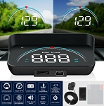 C6 C7 Corvette 2005-2019 M8 Mounted Heads Up Display - Windshield System