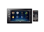 Dual Electronics Double Din Touchscreen Bluetooth Radio