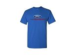 Ford Performance Short Sleeve Tee - Blue
