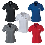 Ladies Adidas Performance Sport Shirt w/ Gold Bowtie Emblem - Size & Color Options