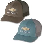 Chevrolet Gold Bowtie Low Pro Trucker Cap