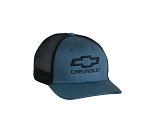 Chevrolet Bowtie Pro Round Crown Trucker Cap