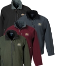 Men's Deluxe Matrix Jacket w/ Gold Bowtie & Chevrolet Script - Size & Color Options